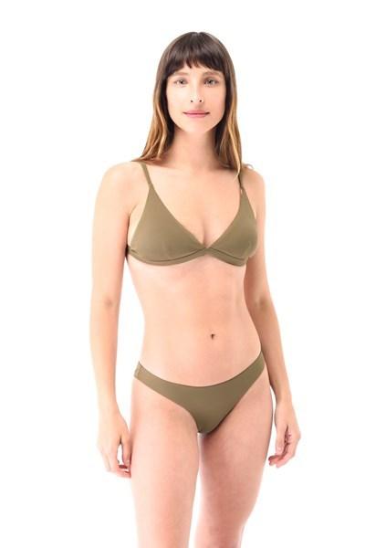 Imagen de Bali - Bikini Triángulo Fijo Verde