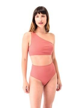 Imagen de New York - Bikini un Hombro Esponja Liso